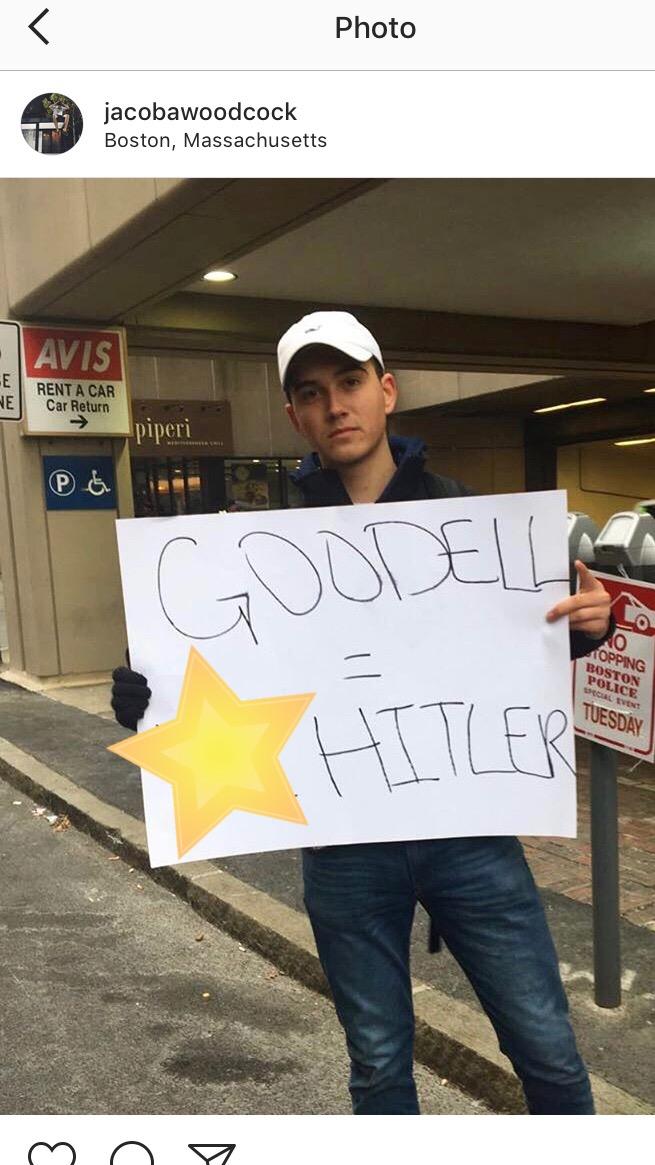 Goodell Hitler