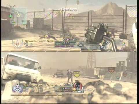 MW2 Split Screen